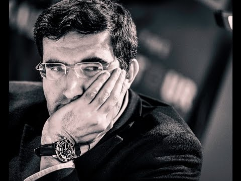 Insane Rook Sacrifice By Kramnik | Shamkir Chess 2017