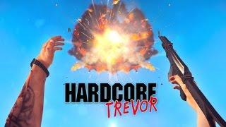 Хардкор Тревор   Пародия на фильм Хардкор   GTA 5 Короткометражка