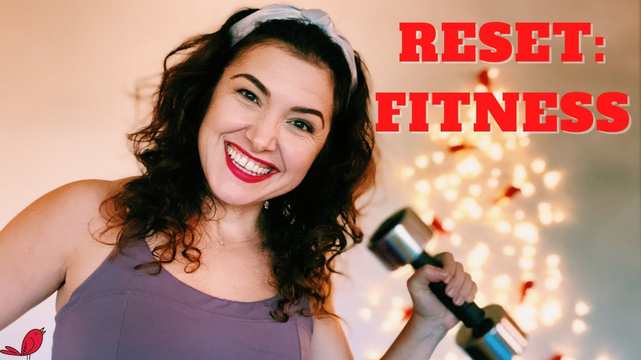 Health And Fitness Goals 2021 (A Simple and Effective Reset)