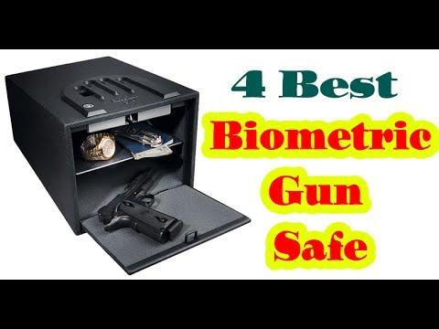 best biometric gun safe to buy in
