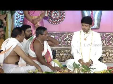 Hero Allari Naresh & Virupa Wedding Full Video