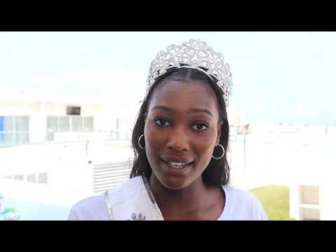 Une Miss pas comme les autres -  MARINA AJAVON - Miss Togo France Europe 2017