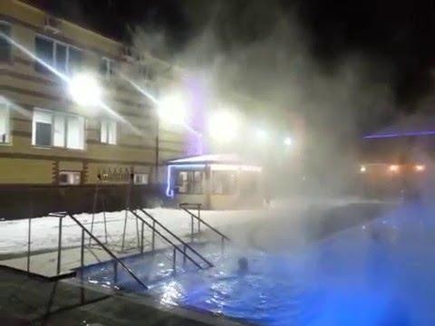 Гостиничный комплекс Горячий источник в Кургане