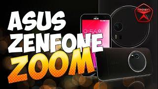 мобильный телефон Asus Zenfone Zoom 64GB ZX551ML обзор