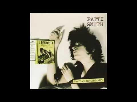 Patti Smith – 11. Down the Aisle of Love (Live at WBAI, NYC, 1975.05.28)