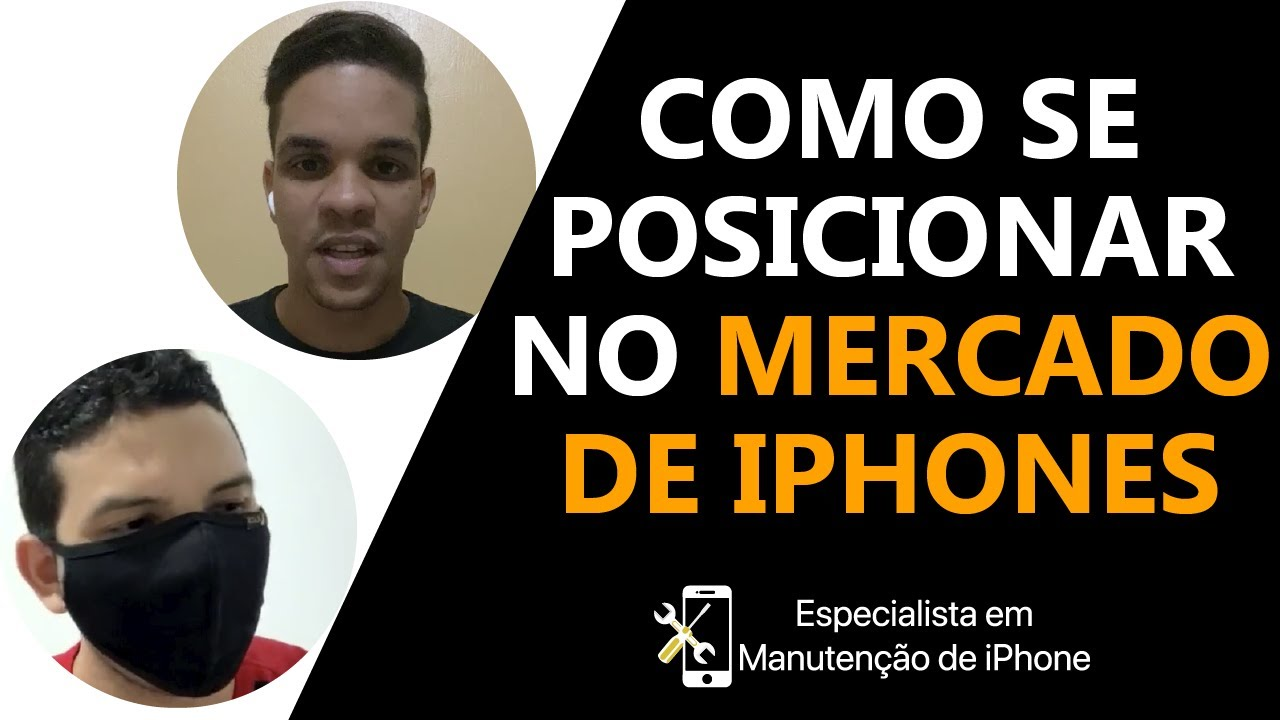 Live O Kara do iPhone - Como se posicionar no mercado de iPhones