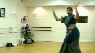 "Amra Sobai - Sahana dancing ""Chata dhoro re"""