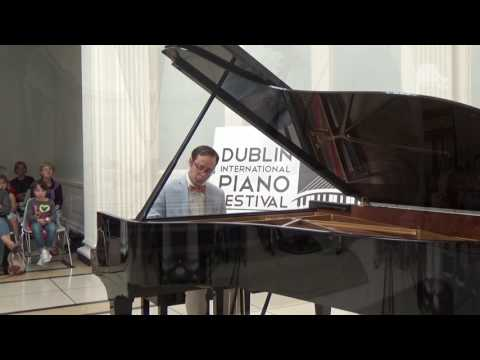 Ethan Uslan, piano - Red Hot Piano from Ragtime to Swing - Dublin Piano Fest
