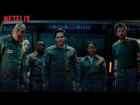 『クローバーフィールド・パラドックス』Netflixで本日配信スタート!