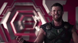 thor ragnarok | your savior is here (humour)
