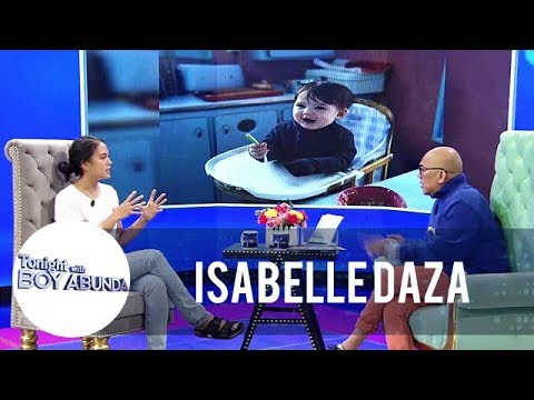 "TWBA: Why Isabelle Daza don't want people calling her son ""guapo"""