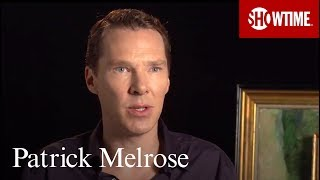 BTS: Benedict Cumberbatch on the Hotel Room Scene | Patrick Melrose | SHOWTIME Limited Series