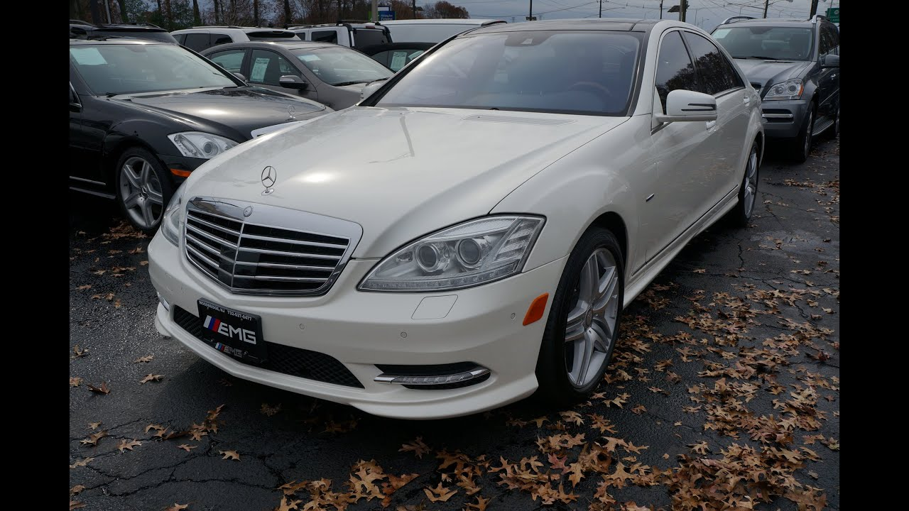 2012 mercedes benz s class s550 4matic bordentown nj 08505 youtube. Black Bedroom Furniture Sets. Home Design Ideas