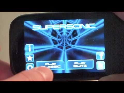 App Review: Supersonic