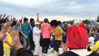 第24回ヨロンマラソンの完走パーティーです、ゲストに谷川真理さん、そ...