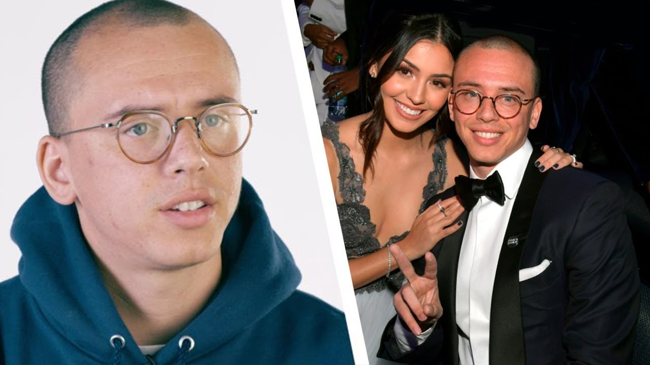Logic Reacts To Divorce With Wife Jessica Andrea Youtube