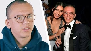 Logic Reacts to Divorce with Wife Jessica Andrea