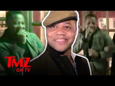 Cuba Gooding Jr. Gets His Karaoke On! | TMZ TV