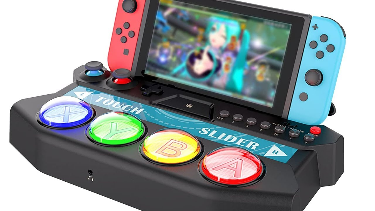 $65 Project Diva Arcade Controller?! (Plus Shipping~Skills sold separately💲 )