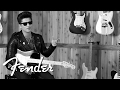 Capture de la vidéo Bruno Mars On Fender Guitars | Fender