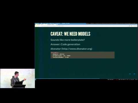 GWT.create 2015 - Tessel: A functional reactive framework for GWT (Stephen Haberman)