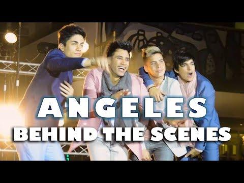 Angeles - Me Mata Tu Amor (ft. Yomil & El Dany) | Behind The Scenes