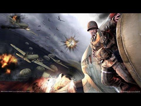 Прохождение Medal Of Honor: Airborne [PC/RUS/2007] #1