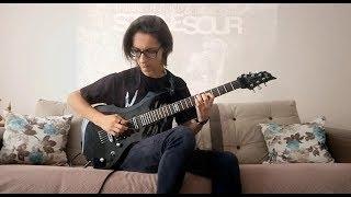 Stone Sour - Peckinpah - Eray Aslan (Guitar Cover)