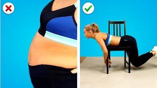 GET SLIM AT HOME! | 11 IDE DIY BEROLAH RAGA DARI RUMAH UNTUK TETAP SEHAT | Workout Ideas