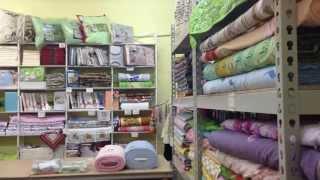 Ткани. Текстиль для дома.(, 2015-05-07T06:40:44.000Z)