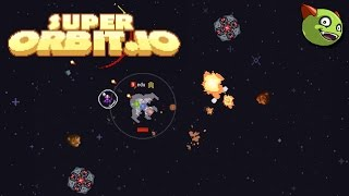 Let's Play: SuperOrbit.io Rapid Escape!