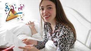 What I Got For My 18th Birthday 2018 🎉 lil UnJaded vlog x