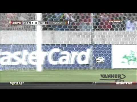 Real Salt Lake vs Cruz Azul 3-1 [19/10/10] Concacaf Liga de Campeones