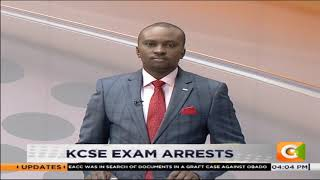 Two students arrested with phones over KCSE cheatings #CitizenBriefs