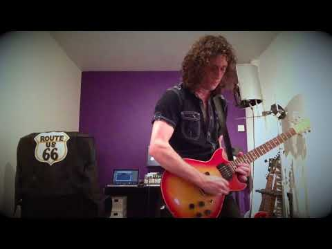 Yngwie Malmsteen Far Beyond The Sun   Aaron Beeken (Synaptik)