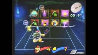 Mario Power Tennis GameCube Gameplay_2004_10_08_6
