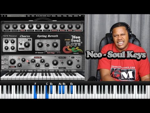 Neo Soul Keys® Studio Overview Part 2 - Electric Piano VST Library