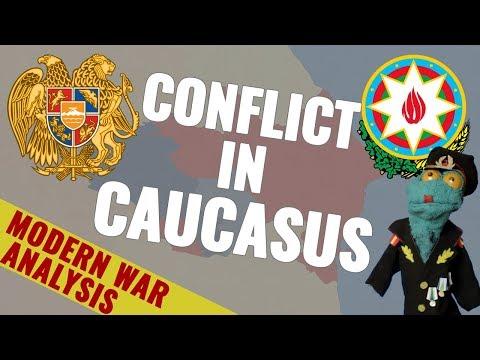 Armenia vs Azerbaijan: Whose military would win?