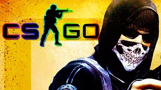 CS:GO - New Plastic Knife! (Counter Strike: Funny Moments and Fails!)