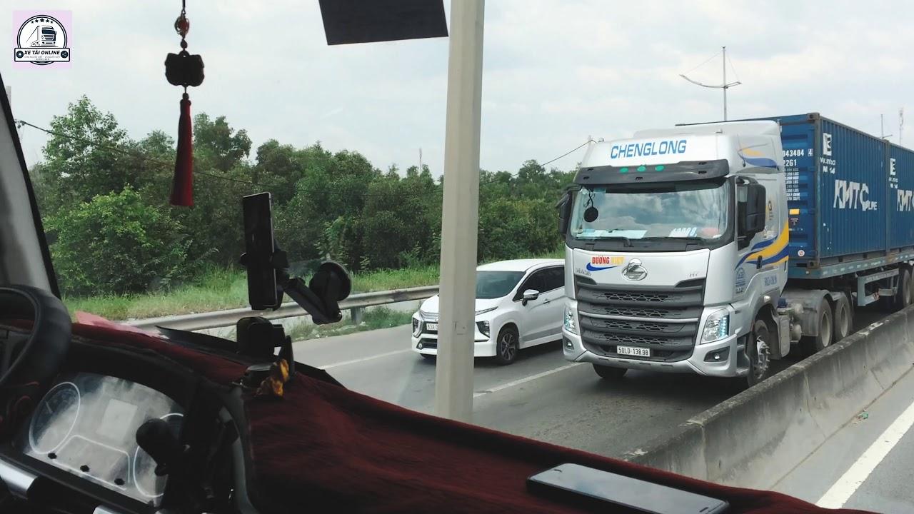 VLOG #25 Một ngày trải nghiệm Chenglong H7 - Cùng anh tài xế trẻ đam mê xe tâm sự nghề tài
