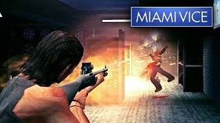 Miami Vice: The Game (PSP) - Mission #2 - Garage
