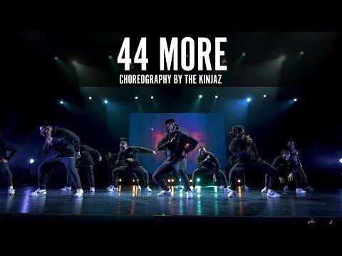 "Logic ""44 More"" Choreography By The Kinjaz"