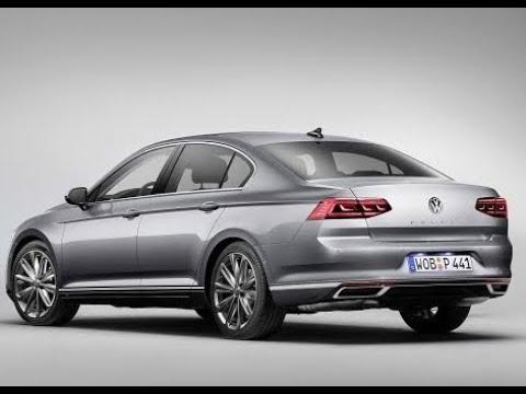 2020 Volkswagen Passat Sedan Introduce