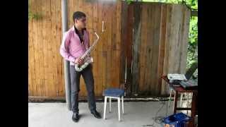 Morris Albert   Feelings. Соло на саксофоне, 2011 г.