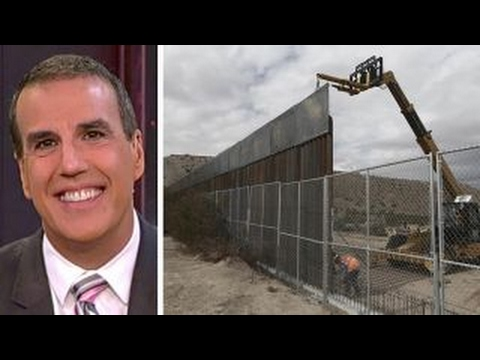 Judge Alex Ferrer: The border wall is 'absolutely necessary'