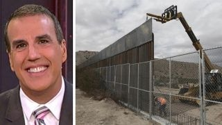 Judge Alex Ferrer: The border wall is