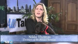 Nikki Thomas - Sex Brains & Money with Bon Bon