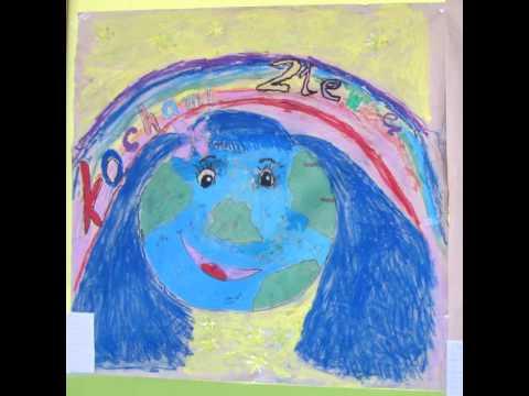 Praca Zespołowa Plakat Na Dzień Ziemi Klasa 1a