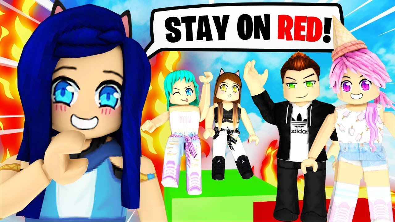 Do what I say on Roblox or else... thumbnail