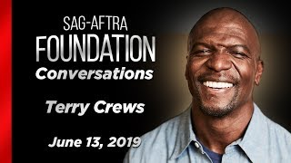 Conversations with Terry Crews